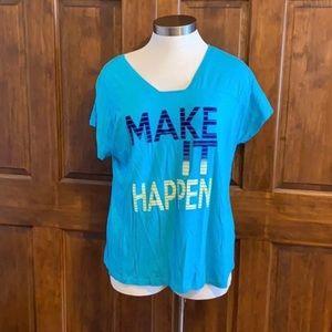 Women's Livi Active graphic t-shirt